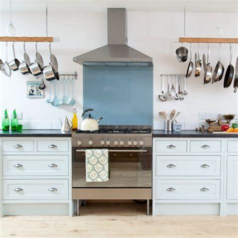 Eggshell Kitchen Cabinets by Eggshell Blue Kitchen Traditional Kitchen Designs
