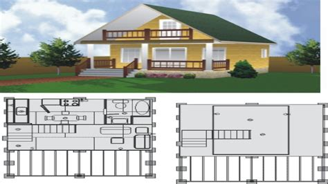 chalet building plans 20 x 24 appalachian cabin 20 x 24 chalet plans with loft