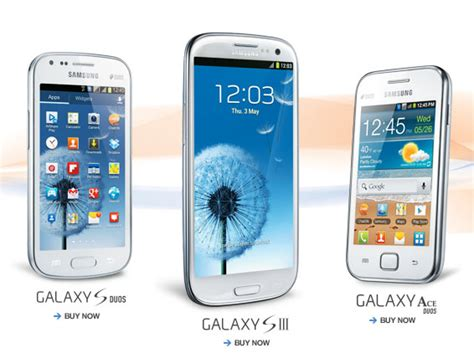 Memory Card Samsung Ace 3 Samsung India Gives Memory Card And More With Galaxy S Iii Galaxy S Duos And Galaxy Ace Duos