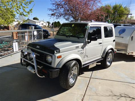 1986 Suzuki Samurai For Sale 1986 Suzuki Samurai Jx Selling Assistant Consignment