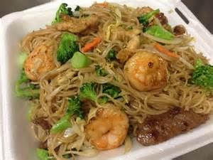 chow or mifun rice noodles china king of porter ranch