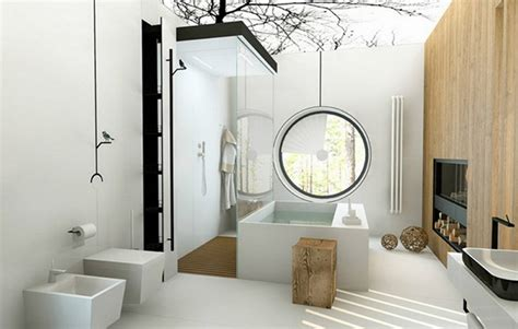 Inspired Bathroom by 10 Nature Inspired Bathroom Designs