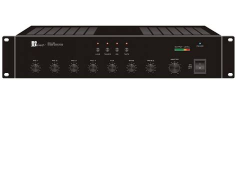 Mixer Audio Bma a compact professional pa mixing lifier