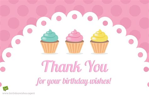thank you for the birthday wishes images thank you notes for your birthday wishes
