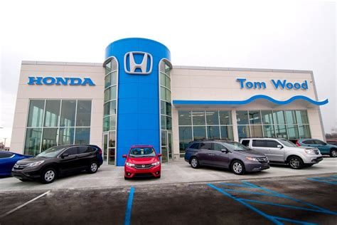Tom Wood Honda by Additional Projects Ground Up New Development Capitol
