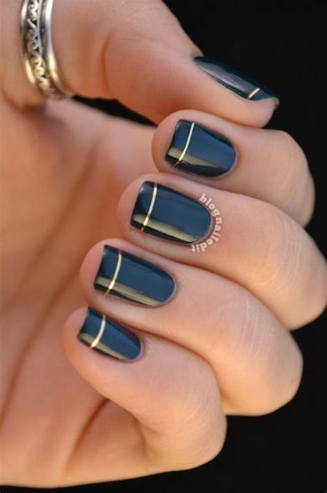 Easy Nail Design Ideas by 101 Easy Nail Ideas And Designs For Beginners