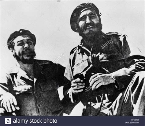 fidel and che the fidel castro and che guevara stock photo royalty free image 32279298 alamy