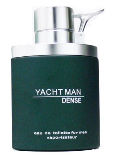 Parfum Yacht yacht dense myrurgia cologne een geur voor heren