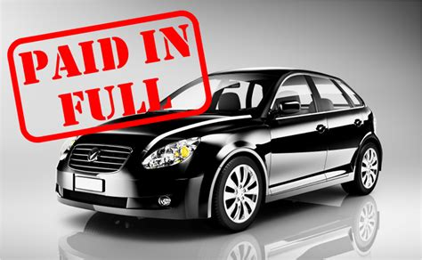 Car Insurance Coverages for Your Paid Off Vehicle
