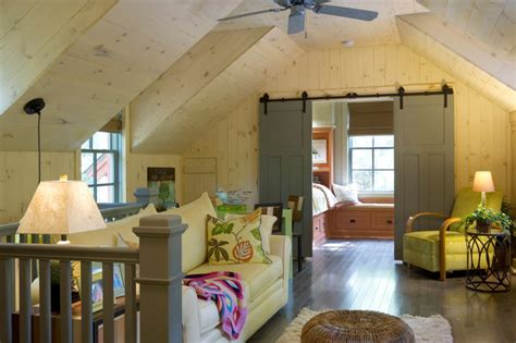 Carolina Room by Carolina Jessamine Cottage Rustic Family Room By Our