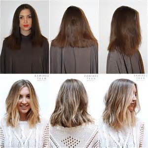 brown hair to hair transformations absolutely love this cut and color ashy light brown with