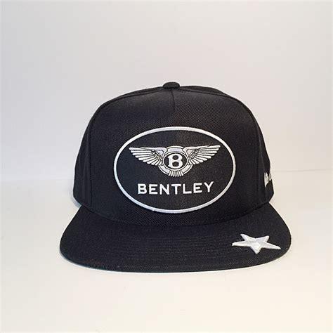 bentley hats bentley logo custom snapback hat from bloom pepper auto