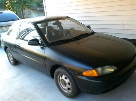 mitsubishi mirage coupe 1995 find used 1995 mitsubishi mirage es coupe 2 door 1 5l in