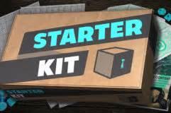starter kit and sundry