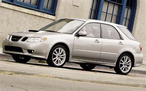 luxury wagons  2005 volvo v50 t5 awd and 2005 saab 9 2x