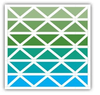 diagonal line pattern indesign document geek data less tables indesign meets knitting
