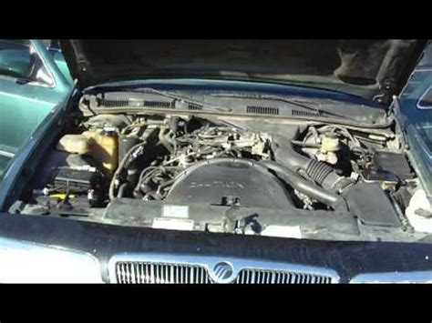 small engine maintenance and repair 1999 mercury grand marquis electronic valve timing 1996 mercury grand marquis gs quot was quot for sale pt 2 back on the market 700 youtube