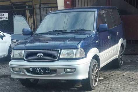Stir Toyota Kijang 2000 mobil kapanlagi dijual mobil bekas malang toyota kijang 2000