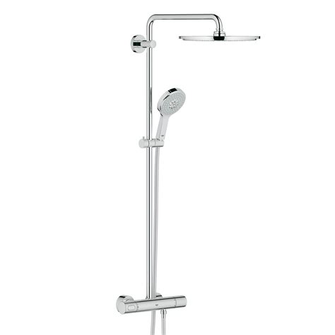 Mixer Power Shower Grohe Rainshower 310 Power Soul Shower System With