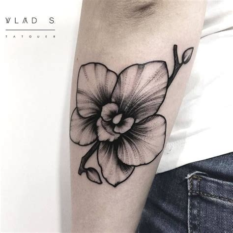black orchid tattoo best 25 orchid ideas on shoulder
