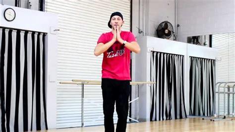 youtube tutorial dance hip hop how to dance tutting tutorial basic routine 187 matt