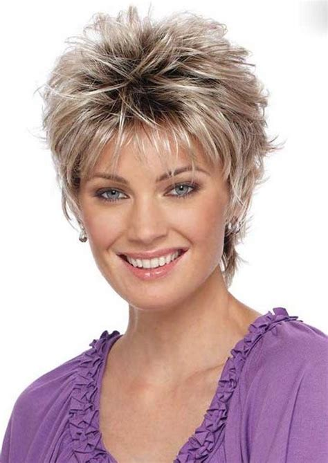 40 short haircut ideas short hairstyles 2016 2017 photo gallery of short hairstyles for fine hair over 40