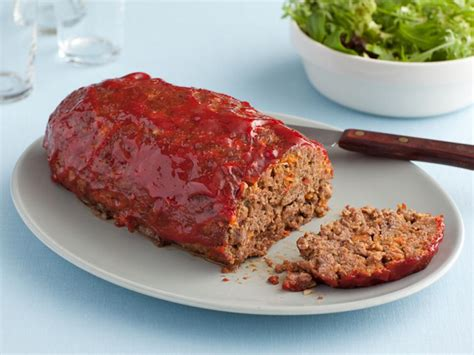 meatloaf recipe ground beef recipes food network recipes dinners and