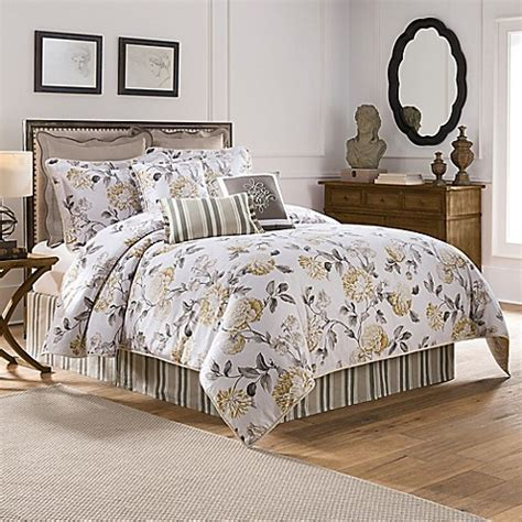 Bed Bath And Beyond Williamsburg by Colonial Williamsburg Reversible Comforter Set Bed