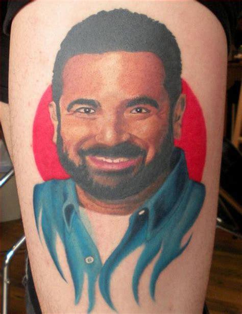 billy mays terrible tattoos of celebrities zimbio