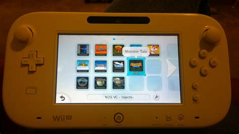 wii u on wii console wii u nintendo ds console inject guide