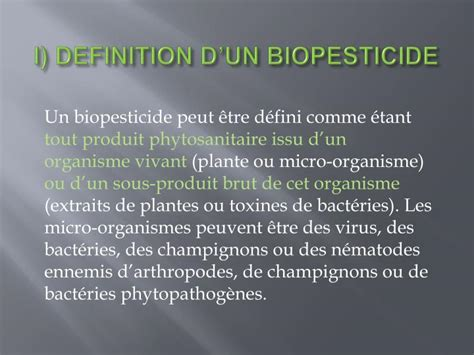authorized biography definition ppt biopesticides powerpoint presentation id 832706