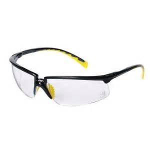 safety goggles home depot 3m workwear black frame with clear lenses safety