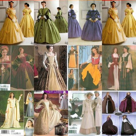 Patterns Sewing Historical | historical sewing patterns 171 free patterns