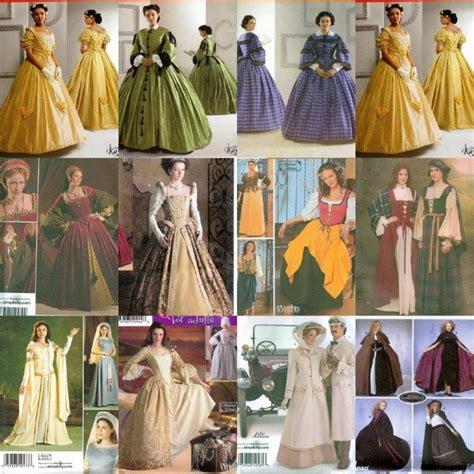 simplicity pattern history simplicity historical costume sewing pattern sla larp ebay