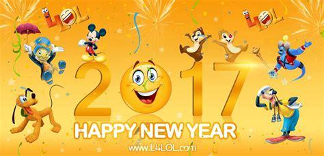 disney new year happy new year 2017 wishes from disney