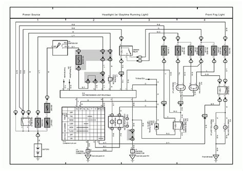 toyota wiring harness diagram toyota schematic diagrams