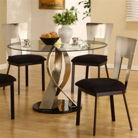 Small Glass Kitchen Table Sets Kitchen Table Sets