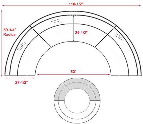 modern half circle circular reception desk hostgarcia