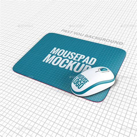 mouse pad design template free mouse pad mock up in psd free psd templates