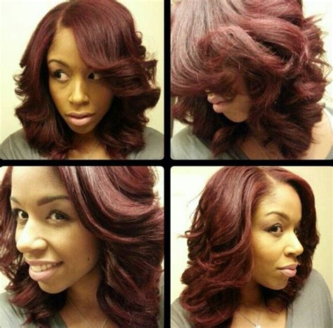 demi permanent hair color for black women 53 best images about feathered hairstyles on pinterest