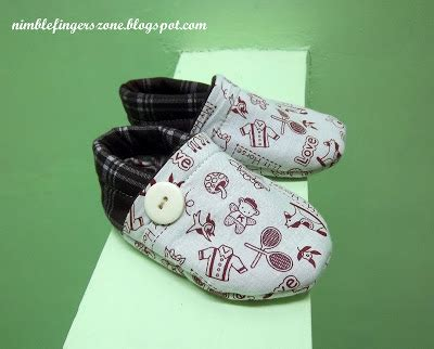 Sepatu Boots Bayi Baby Boots Shoes fabric shoes for baby nabil nimble fingers zone