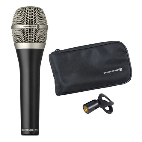 Beyerdynamic Tg V50d Dynamic Vocal Microphone Cardioid beyerdynamic tg v50d 171 microphone