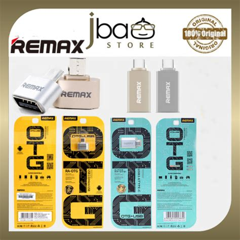Remax Type C Otg Type C remax otg type c micro to usb adapter connection kit