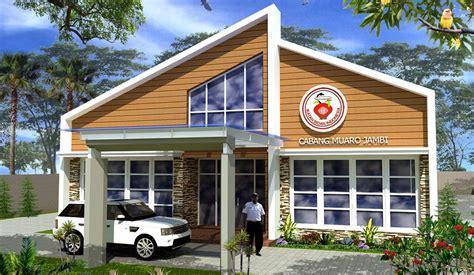 layout gedung serbaguna gedung serbaguna ikatan bidan indonesia multidesain arsitek