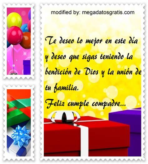imagenes de happy birthday para un compadre frases de cumplea 241 os para mi compadre jpg 450 215 500