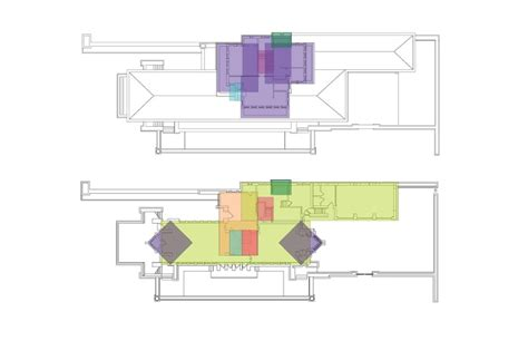 Space Planning Tool robie house visitor s center nathan oppenheim