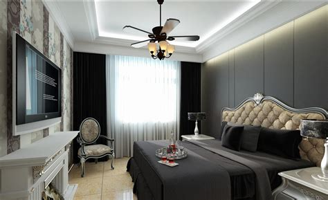 elegant grey bedrooms elegant bedroom dark gray style 3d house free 3d house