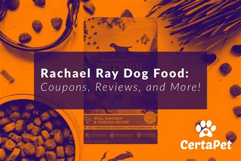 rachael food reviews rachael food coupons reviews and more certapet