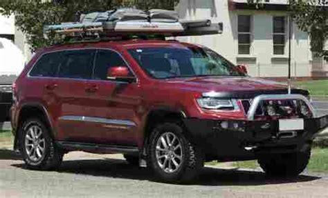 wk2 jeep grand cherokee technical & modifications