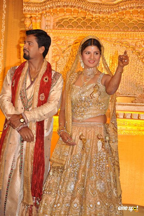 Rambha photos marriage andrea
